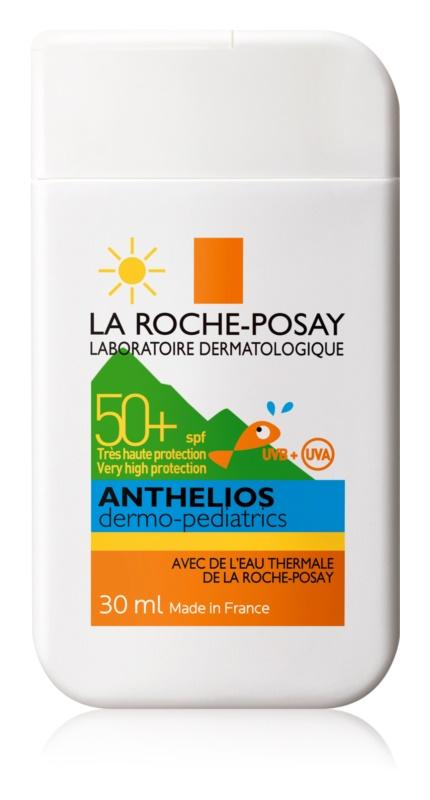 La Roche-Posay Anthelios Dermo-Pediatrics védő arckrém gyerekek számára SPF 50+