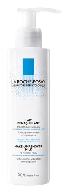 La Roche-Posay Physiologique fyziologické odličovací mléko pro velmi citlivou pleť