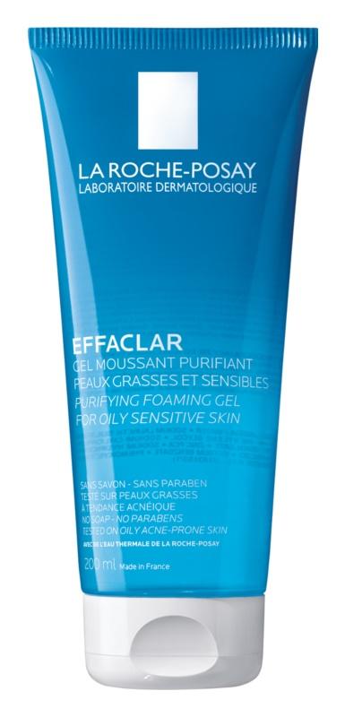 La Roche-Posay Effaclar mélyen tisztító gél zsíros és érzékeny bőrre