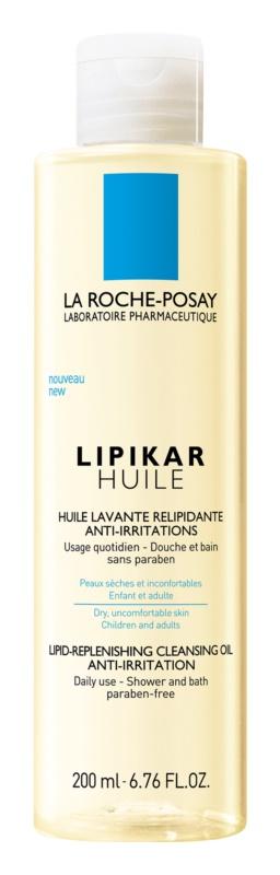 La Roche-Posay Lipikar Huile Verzachtende Relipiderende anti-irriterende wasolie