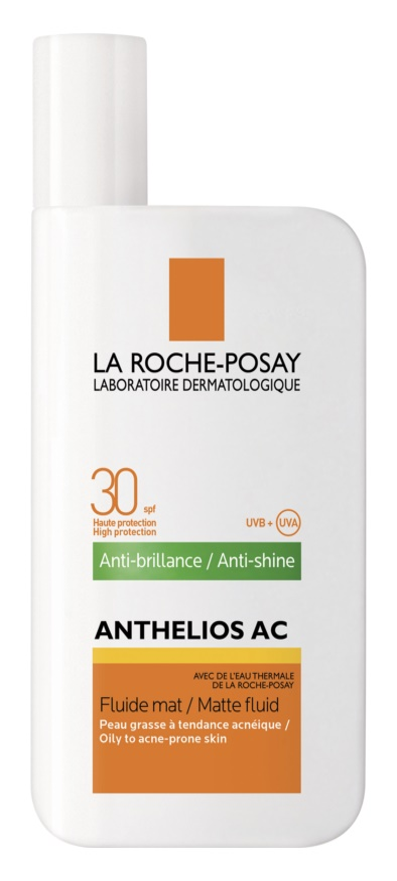 La Roche-Posay Anthelios AC zaštitni matirajući fluid za lice SPF 30