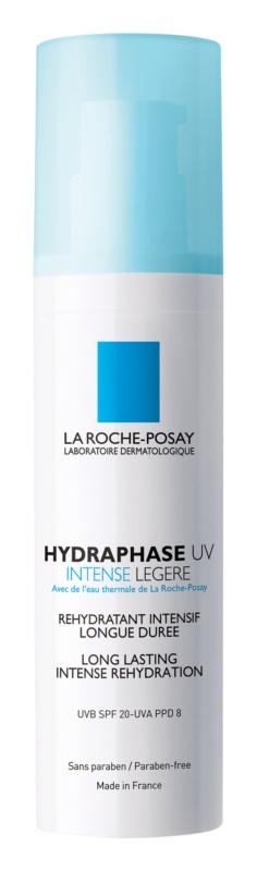 La Roche-Posay Hydraphase crème hydratante intense SPF 20