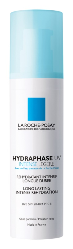 La Roche-Posay Hydraphase creme intensivo hidratante SPF 20