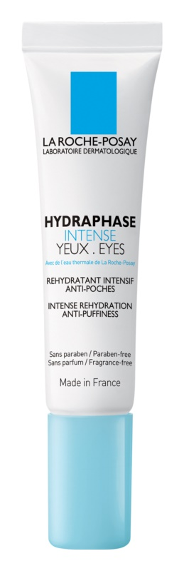 La Roche-Posay Hydraphase intensive hydratisierende Pflege für den Augenbereich  gegen Schwellungen