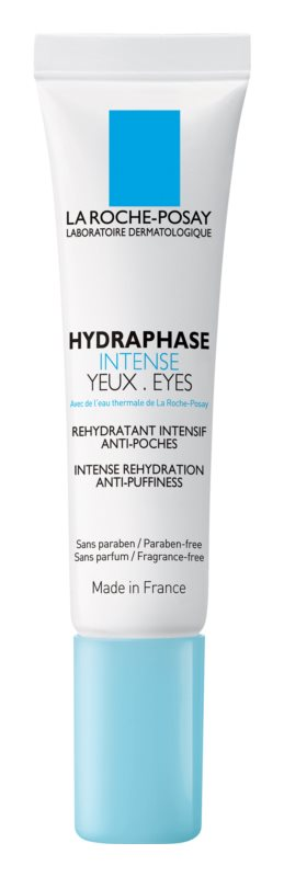 La Roche-Posay Hydraphase интензивна хидратираща грижа за околоочната зона против отоци