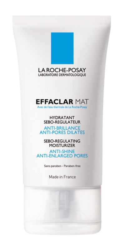 La Roche-Posay Effaclar Mat Mattifying Treatment For Oily And Problematic Skin