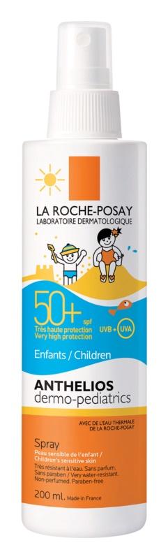 La Roche-Posay Anthelios Dermo-Pediatrics Zonnebrandmelk in Spray  SPF 50+