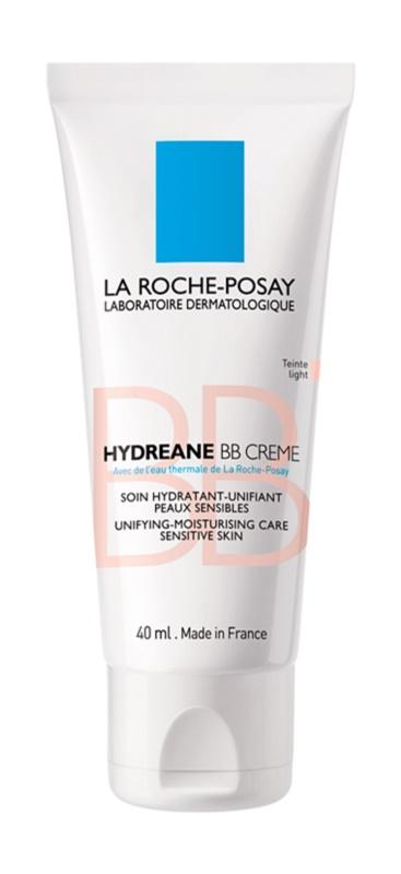 La Roche-Posay Hydreane BB crema hidratante con color SPF 20