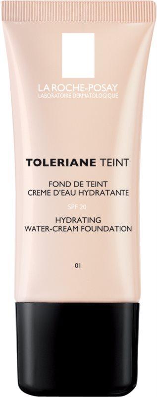 La Roche-Posay Toleriane Teint hydratační krémový make-up pro normální až suchou pleť