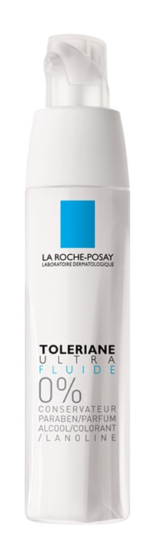 La Roche-Posay Toleriane Ultra Fluide Intensive Soothing Care For Face And Eye Area
