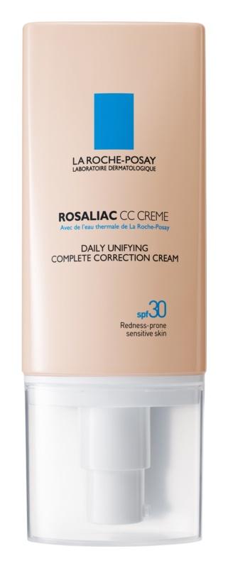 La Roche-Posay Rosaliac CC krema za osjetljivo lice sklono crvenilu