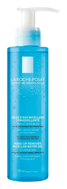 La Roche-Posay Physiologique fyziologický micelární odličovací gel pro citlivou pleť