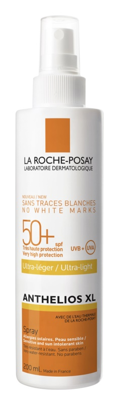 La Roche-Posay Anthelios XL spray ultra leve SPF 50+