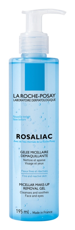 La Roche-Posay Rosaliac Micellar Make - Up Removal Gel For Sensitive Skin Prone To Redness