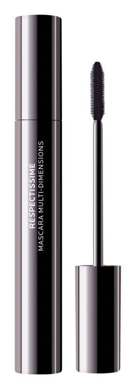 La Roche-Posay Respectissime Multi-Dimensions Mascara pentru volum maxim, definiție și protecție pentru ochi sensibili