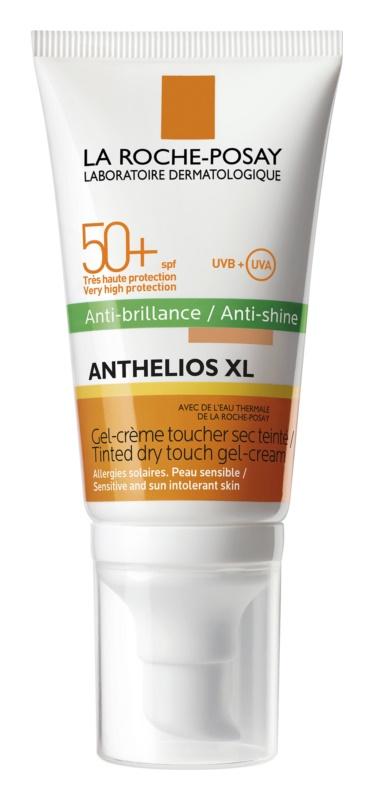 La Roche-Posay Anthelios XL mattító festett gél - krém SPF50+