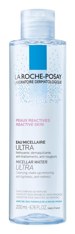 La Roche-Posay Physiologique Ultra Mizellenwasser  für sehr empfindliche Haut