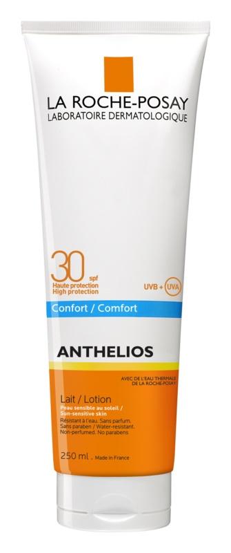 La Roche-Posay Anthelios komfortné mlieko SPF 30 bez parfumácie
