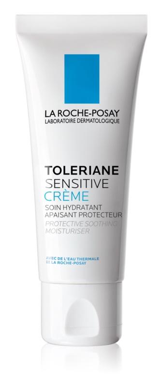 La Roche-Posay Toleriane Sensitive prebiotický hydratační krém pro zmírnění citlivosti pleti