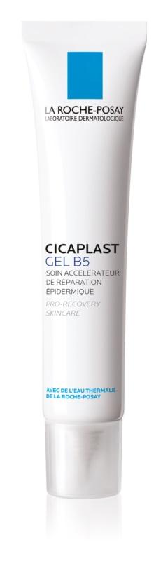 La Roche-Posay Cicaplast Gel B5 reparační gel urychlující obnovu podrážděné a popraskané kůže