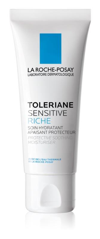La Roche-Posay Toleriane Sensitive Rich Prebiotic Moisturiser to Lessen Skin Sensitivity
