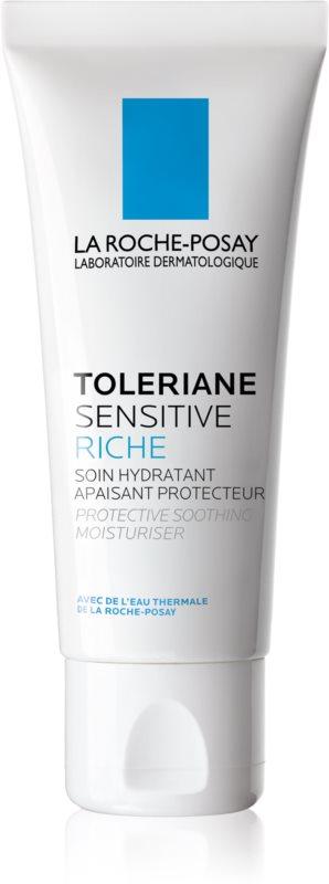 La Roche-Posay Toleriane Sensitive Rich probiotický hydratačný krém pre zmiernenie citlivosti pleti