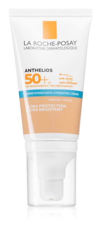 La Roche-Posay Anthelios Ultra тонуючий ВВ крем для чутливої шкіри SPF 50+