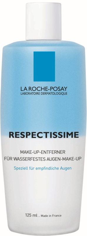La Roche-Posay Respectissime odličovač voděodolného make-upu pro citlivou pleť