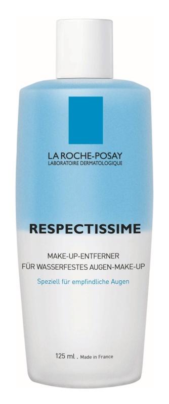 La Roche-Posay Respectissime odstranjevalec vodoodpornih ličil za občutljivo kožo