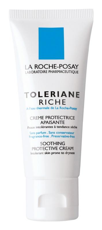 La Roche-Posay Toleriane nyugtató és hidratáló emulzió száraz bőrre
