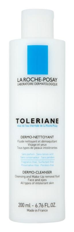 La Roche-Posay Toleriane upokojujúca odličovacia emulzia pre intolerantnú pleť