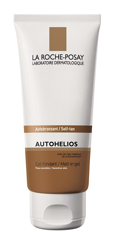 La Roche-Posay Autohelios gel hidratant autobronzant pentru piele sensibila