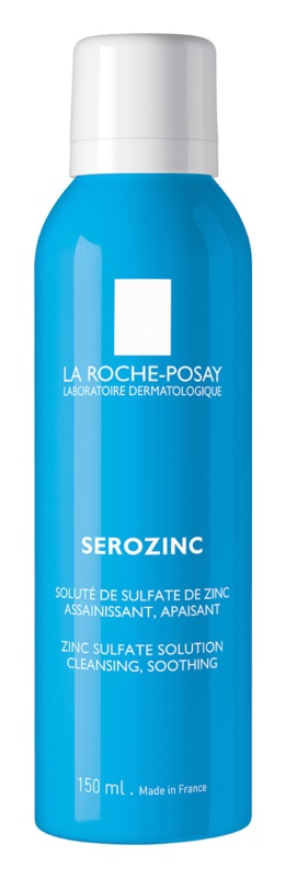 La Roche-Posay Serozinc spray łagodzący do skóry wrażliwej i podrażnionej