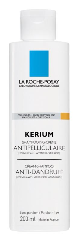 La Roche-Posay Kerium šampón proti suchým lupinám