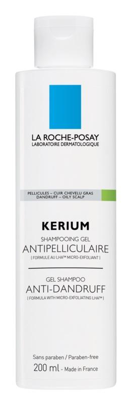 La Roche-Posay Kerium sampon pentru par gras si cu matreata