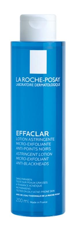 La Roche-Posay Effaclar lotion astringente  pour peaux grasses et à problèmes