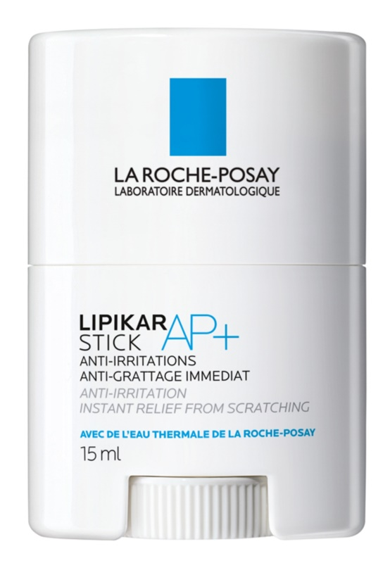 La Roche-Posay Lipikar Stick AP+ SOS Stick for Instant Relief from Itching and Irritation