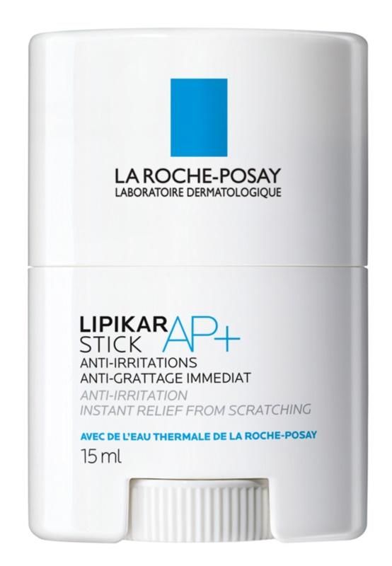 La Roche-Posay Lipikar Stick AP+ SOS tyčinka pre okamžitú úľavu od svrbenia a podráždenia