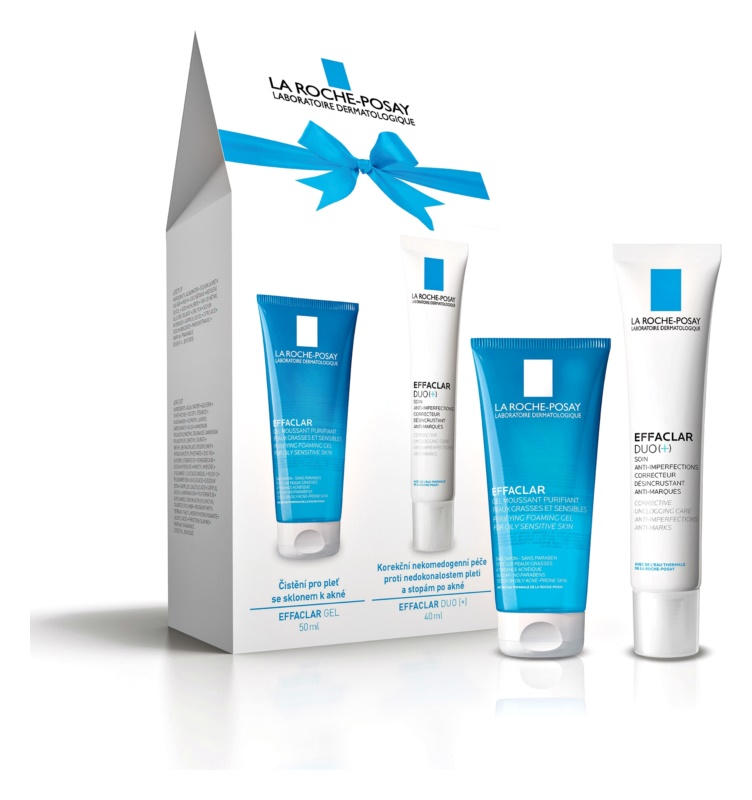La Roche-Posay Effaclar DUO (+) Kosmetik-Set  XII.