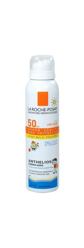 La Roche-Posay Anthelios Dermo-Pediatrics захисний спрей для дітей SPF 50+