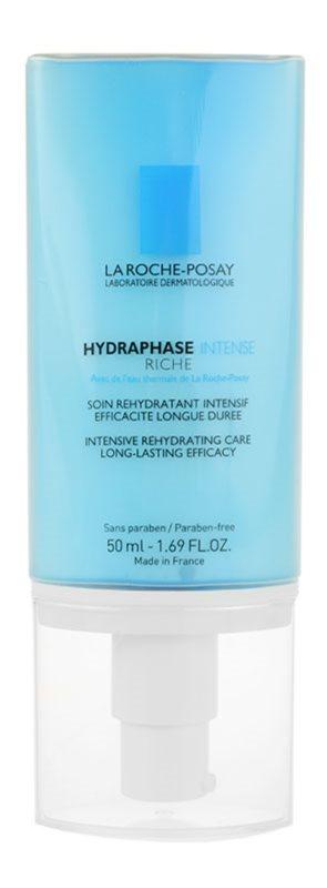 La Roche-Posay Hydraphase intensive, hydratisierende Creme für trockene Haut