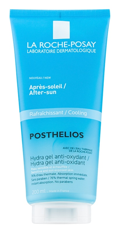 La Roche-Posay Posthelios Moisturizing Antioxidant After Sun Gel With Cooling Effect