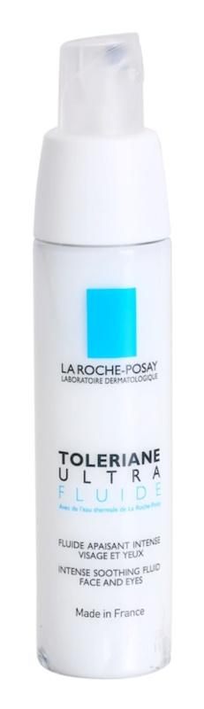 La Roche-Posay Toleriane Ultra Fluide emulsione protettiva lenitiva per pelli grasse