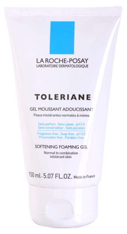 La Roche-Posay Toleriane заспокоюючий очищуючий гель для чутливої та подразненої шкіри