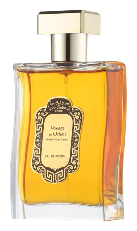 La Sultane de Saba Ambre, Musc, Santal Parfumovaná voda unisex 100 ml