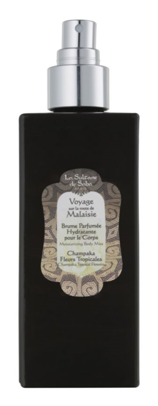 La Sultane de Saba Champaka Fleurs Tropicales testápoló spray unisex 200 ml