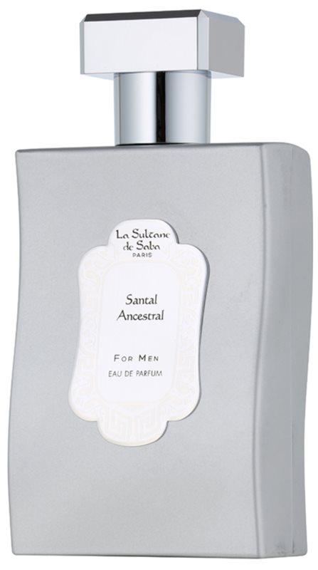 La Sultane de Saba Santal Ancestral eau de parfum férfiaknak 100 ml