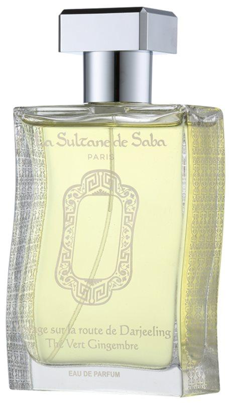 La Sultane de Saba Thé Vert Gingembre Eau de Parfum unisex 100 ml