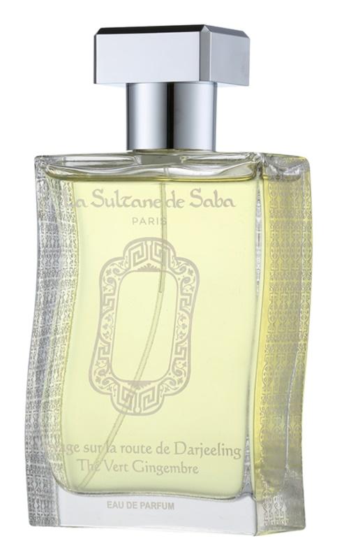 La Sultane de Saba Thé Vert Gingembre parfumska voda uniseks 100 ml