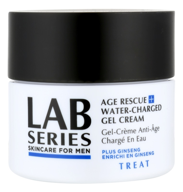 Lab Series Treat (Age Rescue+ Water-charged Gel Cream)